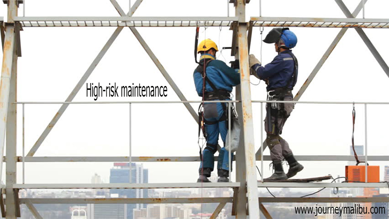 High-risk maintenance